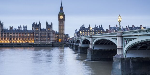 Briten fordern Unabhängigkeit Londons