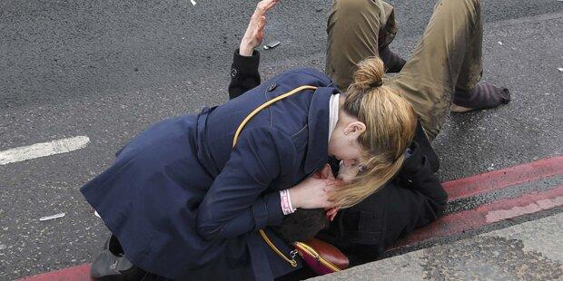 Terror in London: Mindestens eine Tote