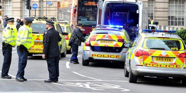 London-Terror: Polizei lässt Festgenommene wieder frei