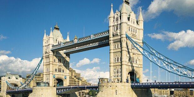 Das sind die neuen London-Hotspots