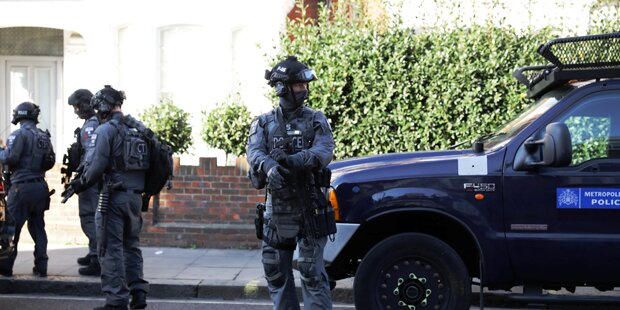 London-Terror: Mehrere Täter nicht ausgeschlossen