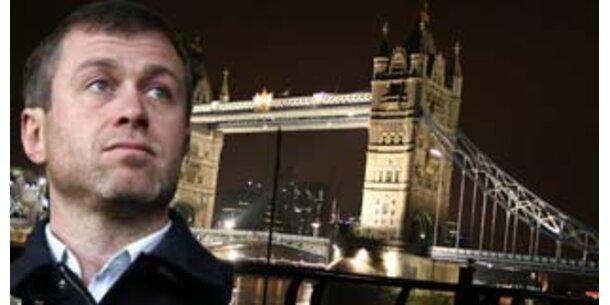 Abramowitsch baut Palast in London