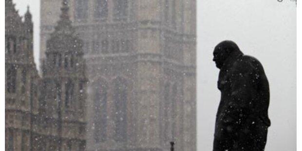 London lehnte Aufnahme des Schahs ab