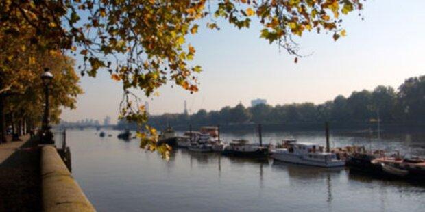So schön ist London im Herbst