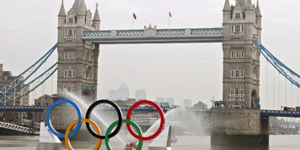 Olympische Spiele locken nach London