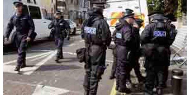 Londoner Polizei der Tötung eines Mannes angeklagt