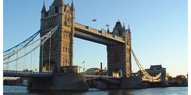 London ist Weltkulturstadt Nummer Eins