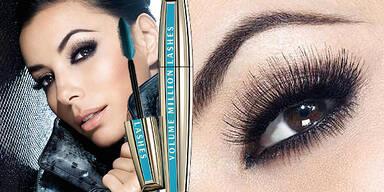 L'Oréal Paris Volumen Millionen Wimpern Waterproof Mascara Eva Longoria