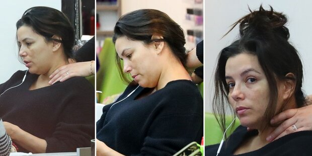 Sorge um schwangere Eva Longoria
