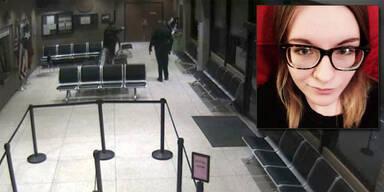 Mädchen (17) auf Polizeiwache erschossen