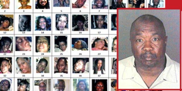 Serienmörder bunkerte 180 Frauenfotos