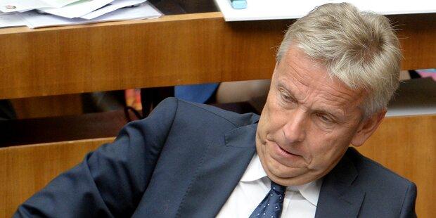 Lopatka attackiert Kanzler Faymann