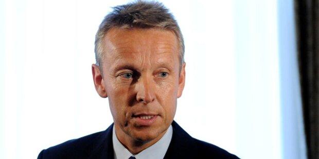 Lopatka als neuer Staatssekretär bestätigt