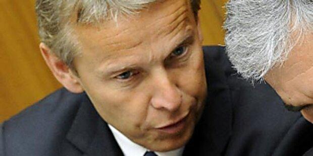Lopatka will Nulllohnrunde bei ÖBB