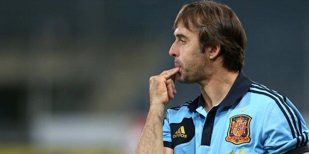 Neuer Trainer: Real-Legende folgt auf Lopetegui