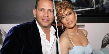 Jennifer Lopez und Alex Rodriguez bestätigen Trennung