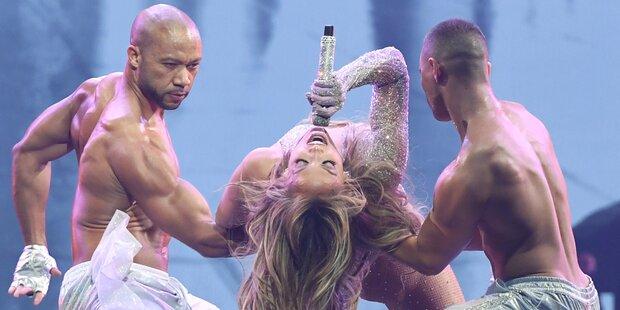 Jennifer Lopez: Ausziehen für die Rolle war hart