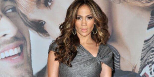 Jennifer Lopez wuchs eine Mega-Nase