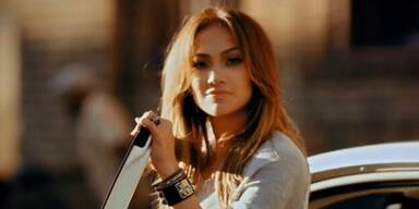 Jennifer Lopez für Fiat 500