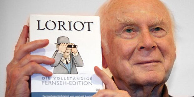 Loriot-Biografie wird veröffentlicht