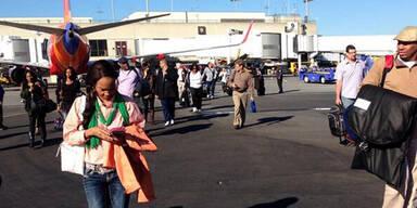 Amok-Lauf am Flughafen von Los Angeles