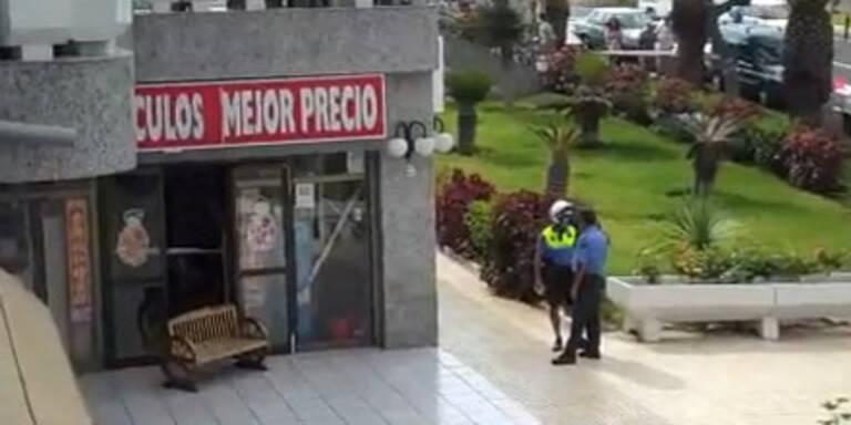 Mann enthauptet Touristin auf Teneriffa