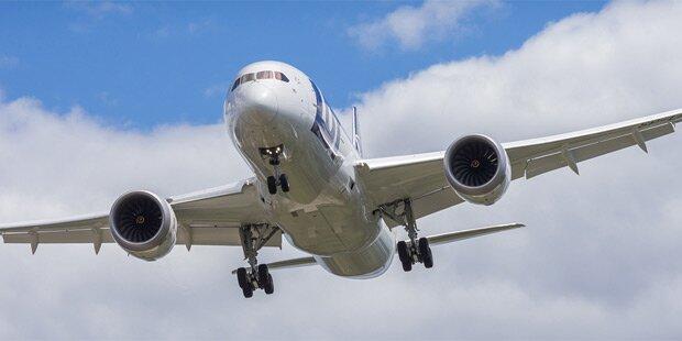 Feuer-Alarm: Dreamliner muss notlanden