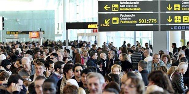 Spanien: Fluglotsen arbeiten wieder