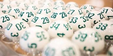 Beispielbild für die Gewinnzahlen das aktuellen Lotto-Fünfachjackpot
