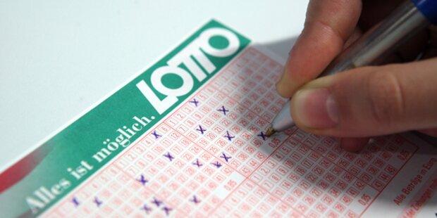 Lotto: Jackpot lockt mit 6,2 Millionen