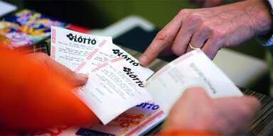 Gewinner holte Lotto-Million am letzten Tag