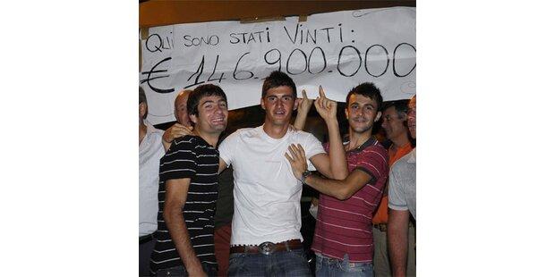 Solo-Gewinner knackt Italo-Jackpot