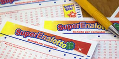 Höchster Jackpot aller Zeiten in Italien geknackt