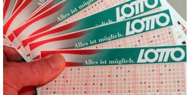 Doppel-Jackpot mit 3,2 Mio. Euro
