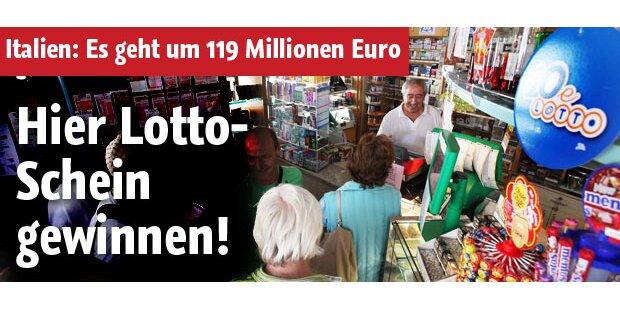 Es geht um 119 Lotto-Millionen