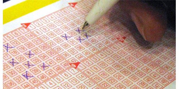 Franzose gewinnt zum 2. Mal Lotto-Millionen