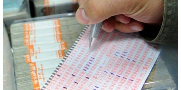 Ehepaar gewann 266 Mio Dollar im Lotto