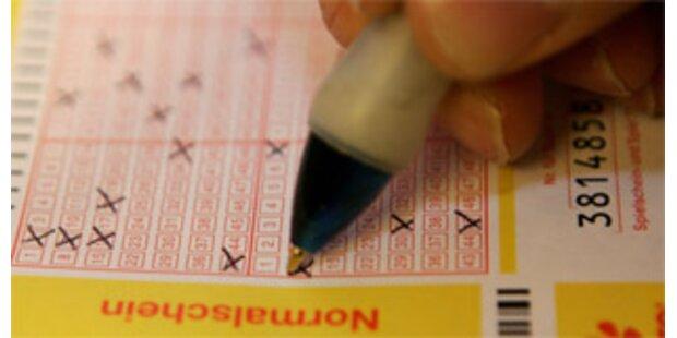 Oberösterreicher knackte Lotto-Jackpot