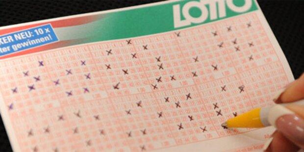 Ganz Österreich im Lotto-Fieber