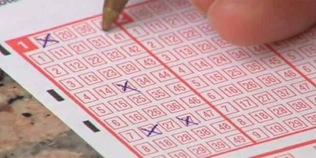 Spanier gewinnt 101 Mio. im Lotto