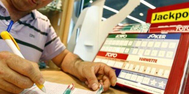 Lotto: Im Jackpot liegen 9 Millionen Euro