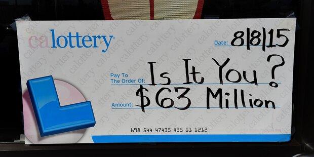Lottospieler holt Millionen-Gewinn nicht ab