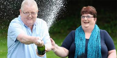 Colin Chris WEir Lotto 185 Millionen