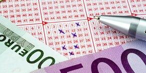 Lottogewinner stirbt vor Auszahlung
