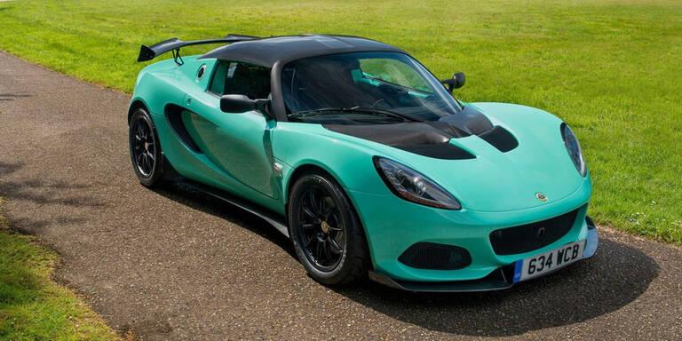 Lotus bringt die Elise Cup 250