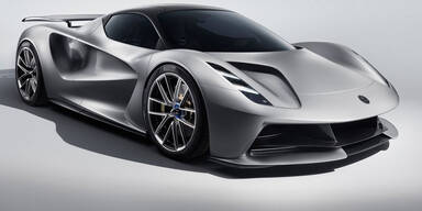 Lotus-Comeback mit 2.000-PS-Geschoss