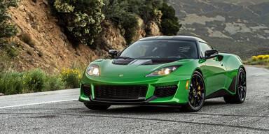 Lotus greift mit dem Evora GT an