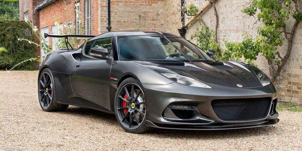 Lotus greift mit dem Evora GT430 an