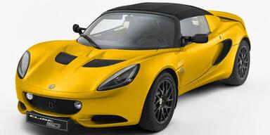 Lotus bringt Sondermodell der Elise