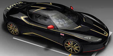 Lotus bringt Formel 1-Ausgabe des Evora